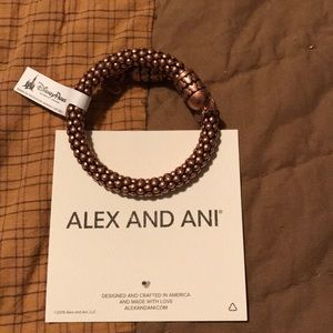 Disney Alex and Ani bracelet